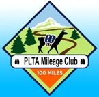 p100 Mile Patch